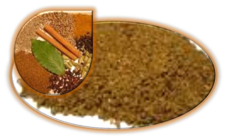 Garam Masala - Hot Curry Powder - Curry Powder